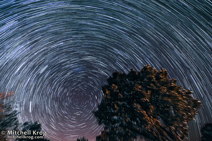 Star Trails South Africa Astrophotography